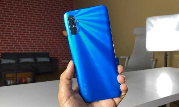 Realme C3 not feature with Fingerprint Scanner & USB Type-C