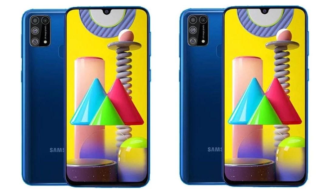 Samsung Galaxy M31 Full Specifications – 6000mAH battery, 64MP Quad Camera, 32MP selfie