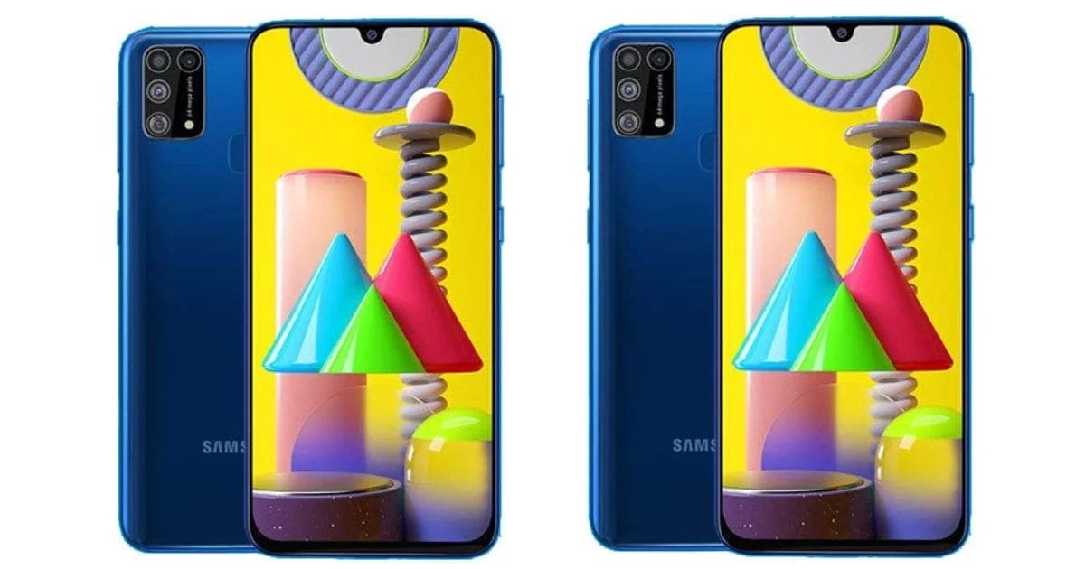 Samsung Galaxy M31 launching in India on 25th February