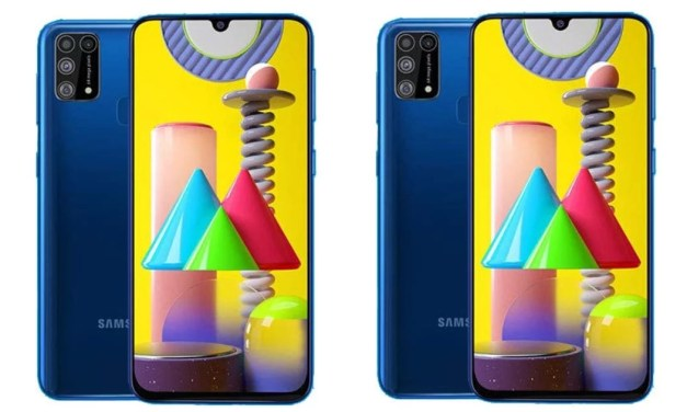 Samsung Galaxy M31 Full Specifications – 6000mAH battery, 64MP Quad Camera, 32MP selfie