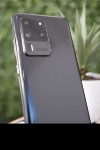 Galaxy S20 ultra live images