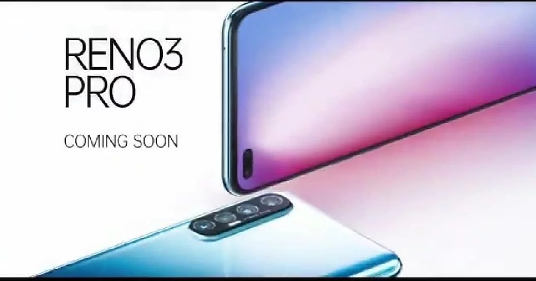 Oppo Reno 3 Pro launching in India on March 2nd