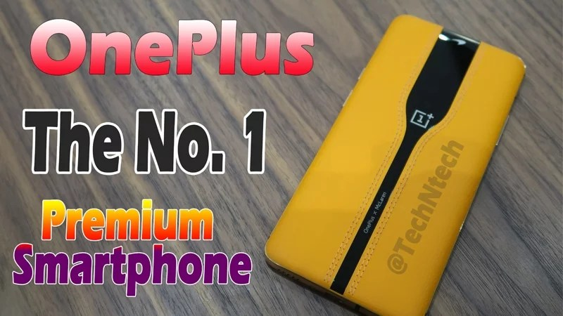 OnePlus – The No. 1 Premium Smartphone of 2019 in India