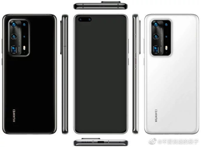 Huawei P40 series launching on 26th March – Penta Cameras!