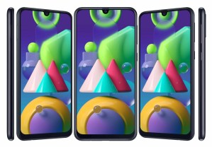Samsung Galaxy M21 colours