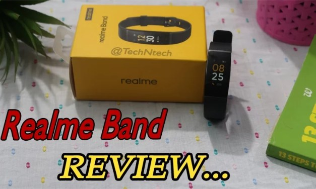 Realme Band Review with Pros & Cons – Features Loaded
