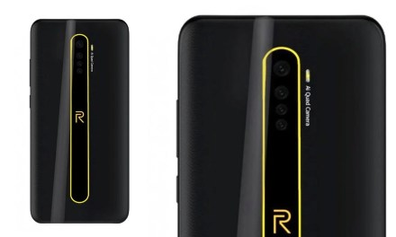 This is how Realme X3 Super Zoom model looks: New Design