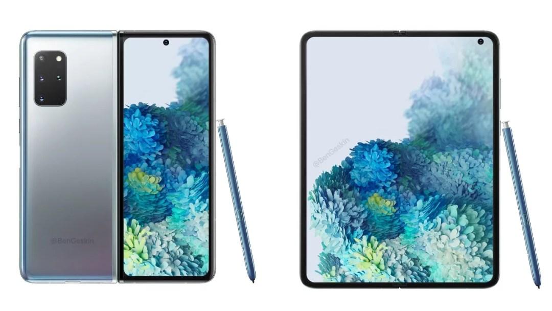 Samsung galaxy fold 2 powers with 4500mAH. Galaxy Fold 2 has 7.59-inch Main display, 120Hz refresh rate, 6.23-inch FHD+ cover display, 64MP triple cameras
