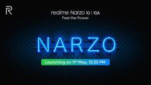 realme narzo launch, realme narzo series launch,