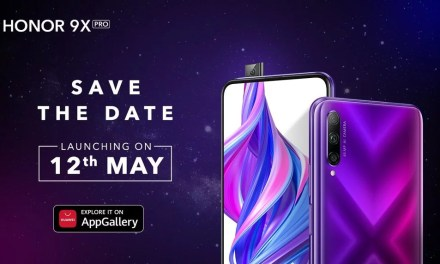 Honor 9X Pro launch in India on 12th May – Pop-Up camera phone
