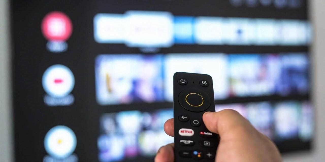 Realme Smart TV remote controller looks