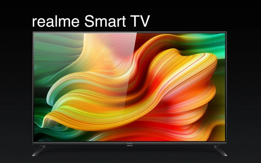 Realme Smart TV 55-inch model planned to launch in India