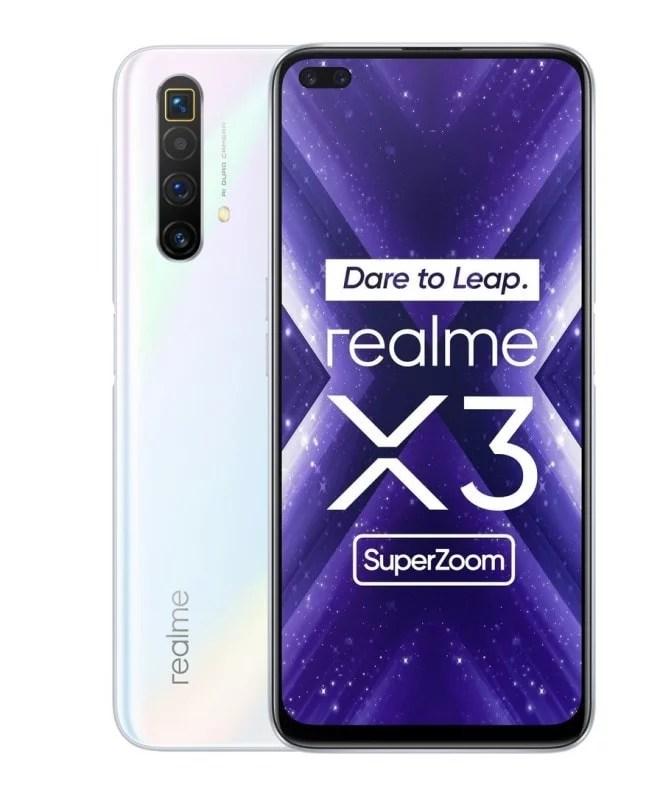 realme x3 price in india