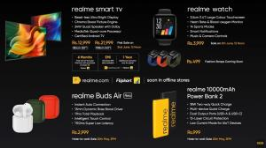 Realme AIOT products price