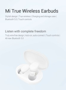 Mi Air Dots India launch