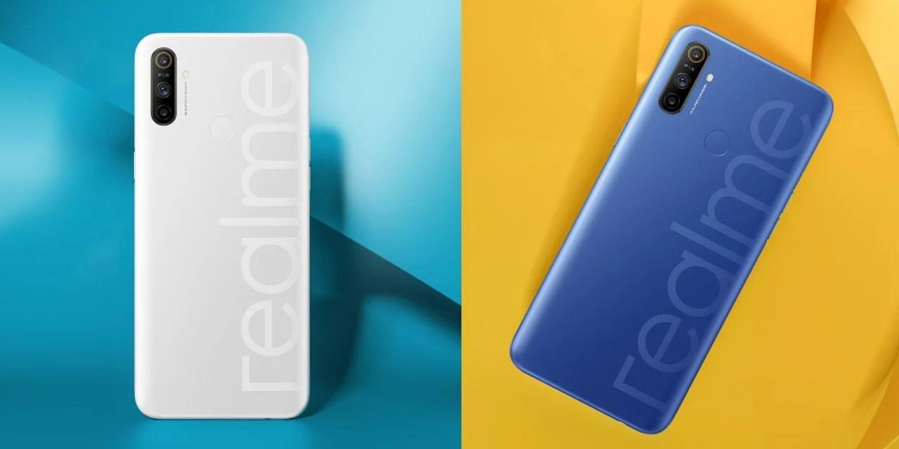Realme Narzo 10a Specifications – Triple Camera, 5000mAH Battery, Helio G70 Processor
