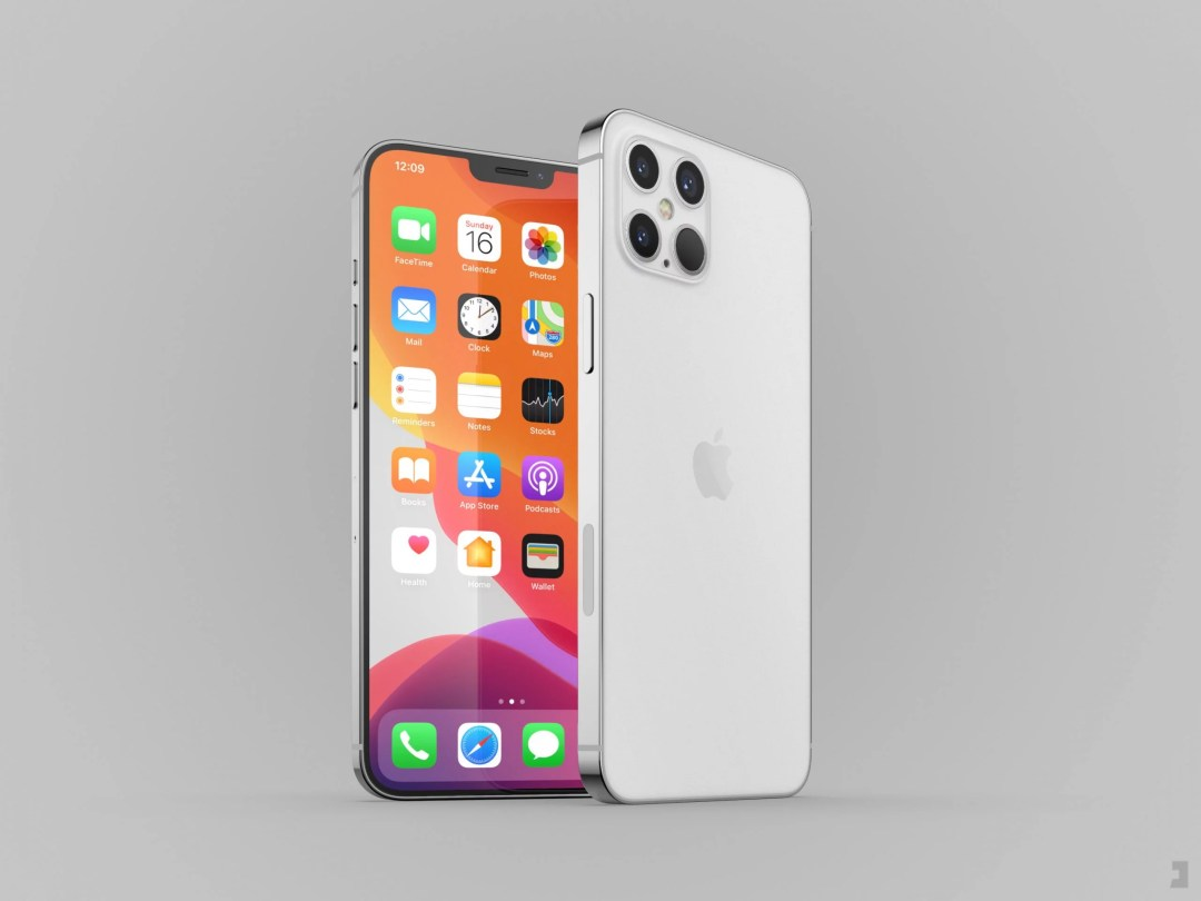 iPhone 12 series this year launch 4 models- iPhone 12, iPhone 12 Max, iPhone 12 Pro & iPhone 12 Pro Max having a display size of 5.42-inch, 6.06-inch, 6.06-inch