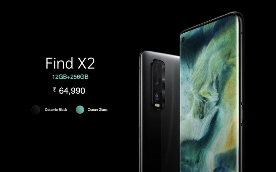 Oppo Find X2 Price & Specs details