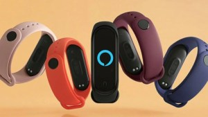 Mi Band 5 features