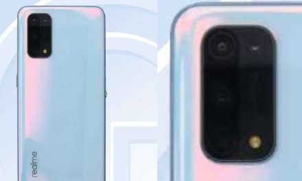 Realme new camera layout design phone – launch in next month