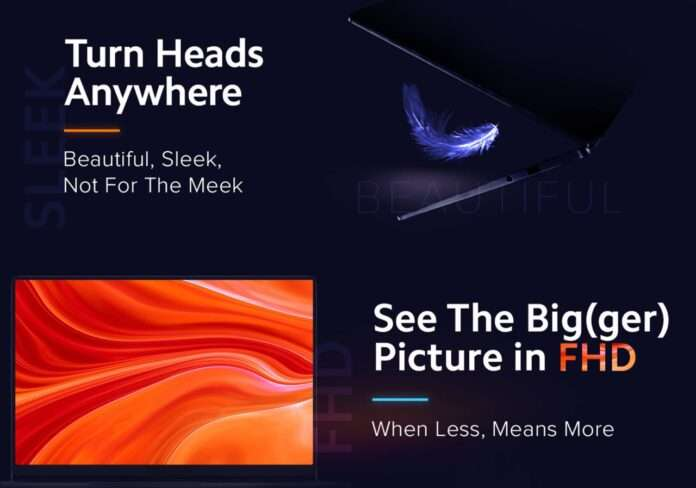 Mi Notebook laptop launch in India
