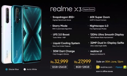 Realme X3 series launched in India – here its price & Specs details