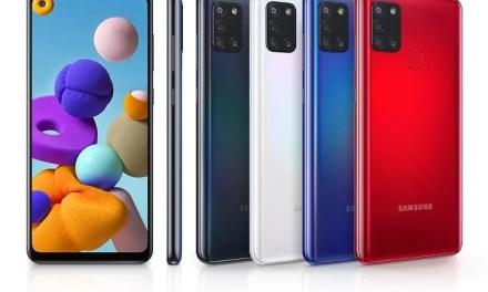 Samsung Galaxy A21s offline price revealed