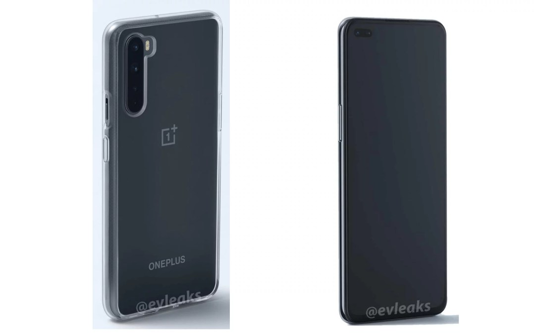 OnePlus Nord renders design confirmed earlier leaks