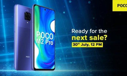 Poco M2 Pro next sale on 30th July in India via Flipkart
