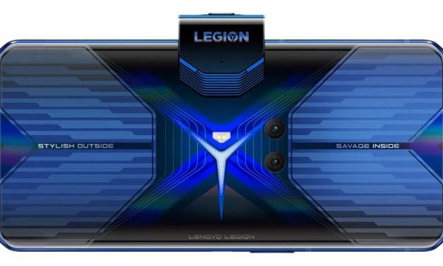 Lenovo Legion First look, Specs & Features