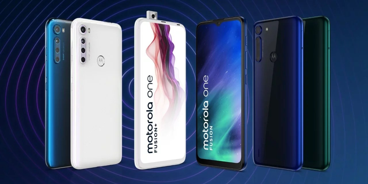 Motorola One Fusion Smartphone announced – Here its Specs details