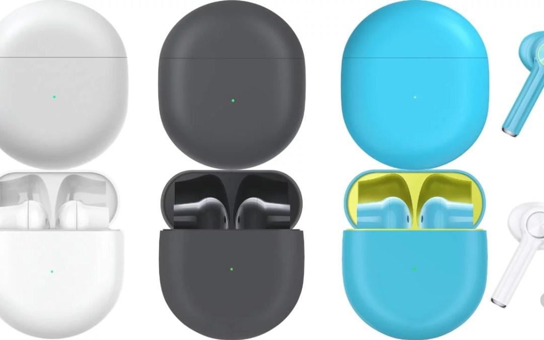 OnePlus Buds First Look Design – OnePlus TWS Earbuds