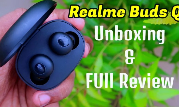 Realme Buds Q Bluetooth Earbuds Review – Don't Buy!