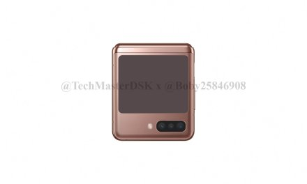 Samsung Galaxy Z Flip 2 Prototype design – Triple Cameras & larger cover display