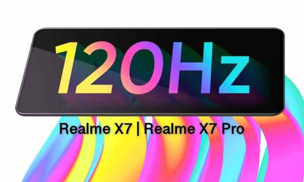 Realme X7 Pro features super AMOLED with 120Hz Display – Known Specs