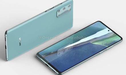Samsung Galaxy S20 FE (Fan Edition) First look renders, design & known features