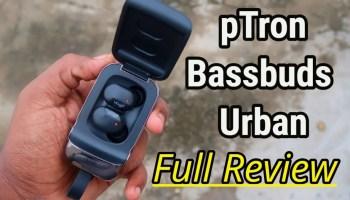 ptron bassbuds urban full review