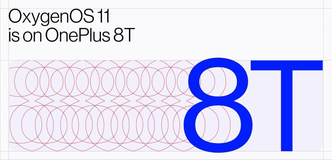 oneplus 8t 5G OxygenOS 11