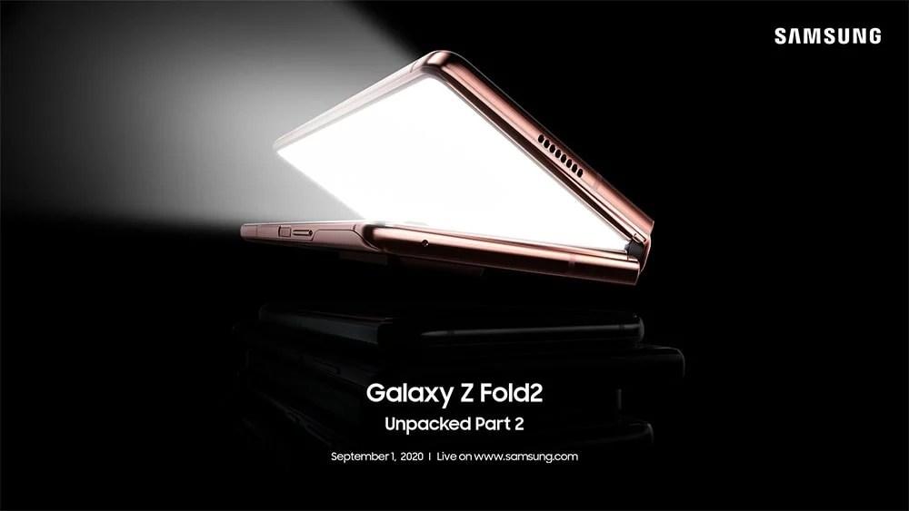 galaxy z fold 2 launch in India