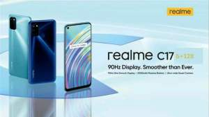 Realem C17 with 6.5-inch FHD+ display, 13MP quad rear cameras, 5000mAh battery launching in Bangaladesh on September 17