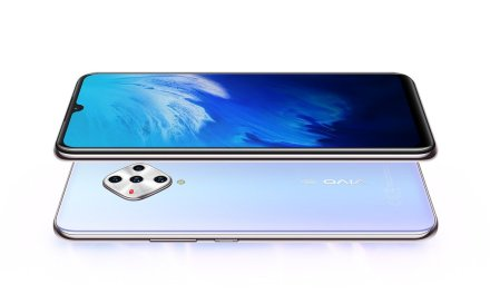 Vivo X50e 5G goes official in the Taiwanese market.