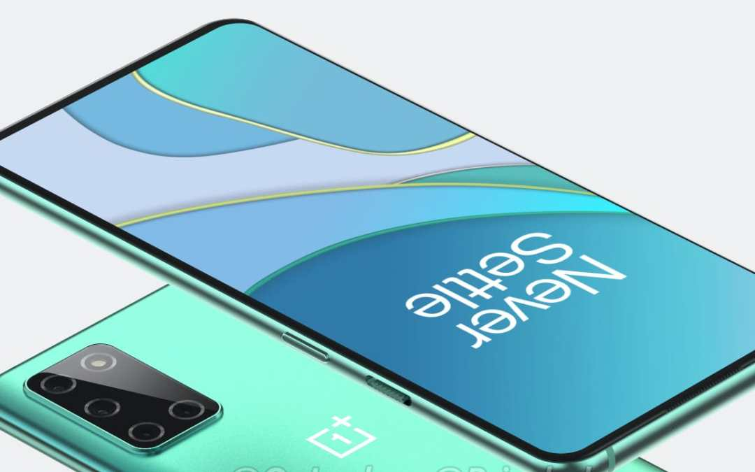 OnePlus 8T runs on OxygenOS 11 based on Android 11 out from the box