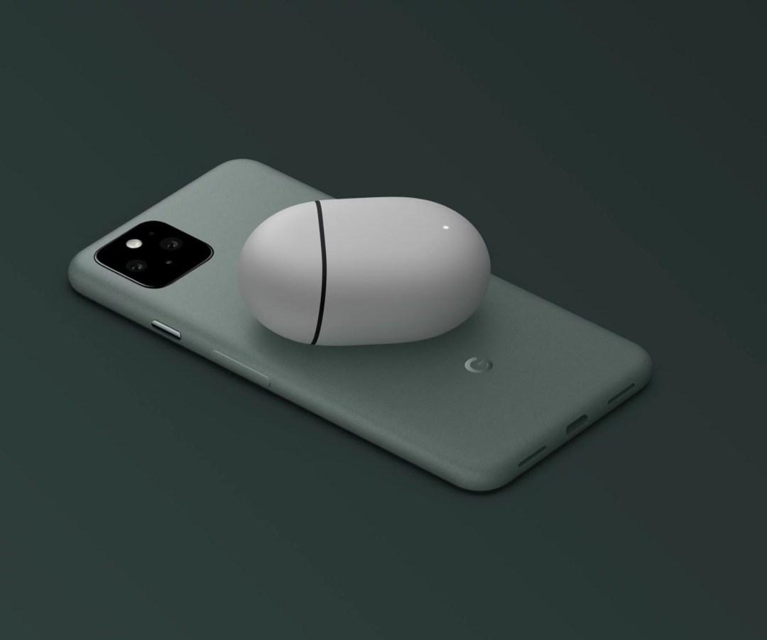 google pixel 5 wireless charging
