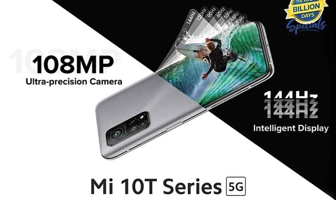 Xiaomi Mi 10T series set to launch in India on 15th October @ 12 Noon, Mi 10T Lite appear on Bluetooth SIG certifications.
