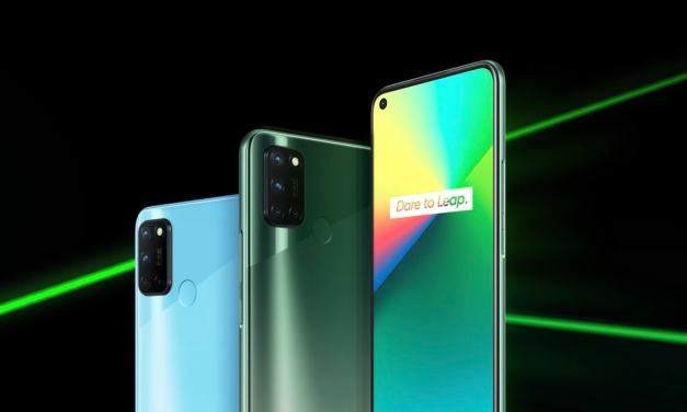 Realme 7i with 6.5-inch 90Hz display, 64MP quad rear cameras launched in India starting at Rs. 11999