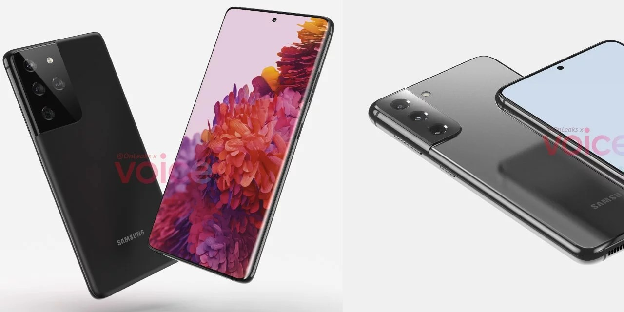 Samsung Galaxy S21 & S21 Ultra First look design revealed – Will Launch on Jan-2021