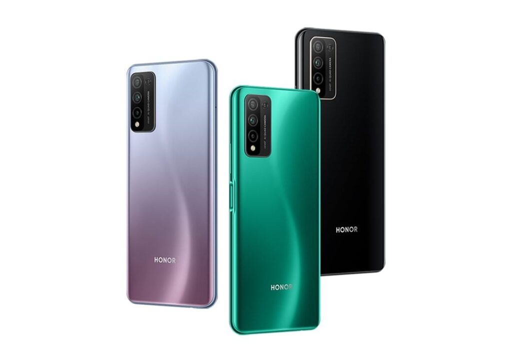 Honor 10X Lite has 165.65 x 76.88 x 9.26mm and it weighs 206 grams. It has a 6.67-inch IPS LCD screen that delivers an aspect ratio of 20:9