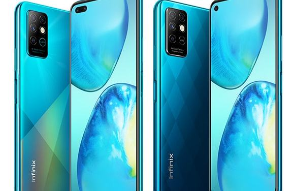 Infinix Note 8 and Note 8i announced with Helio G80, Quad rear cameras, 5200mAh battery and more..