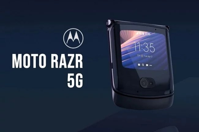 Motorola Razr 5G Launched in India with 6.2-inch foldable OLED 21:9 display: Price, Specifications and Features