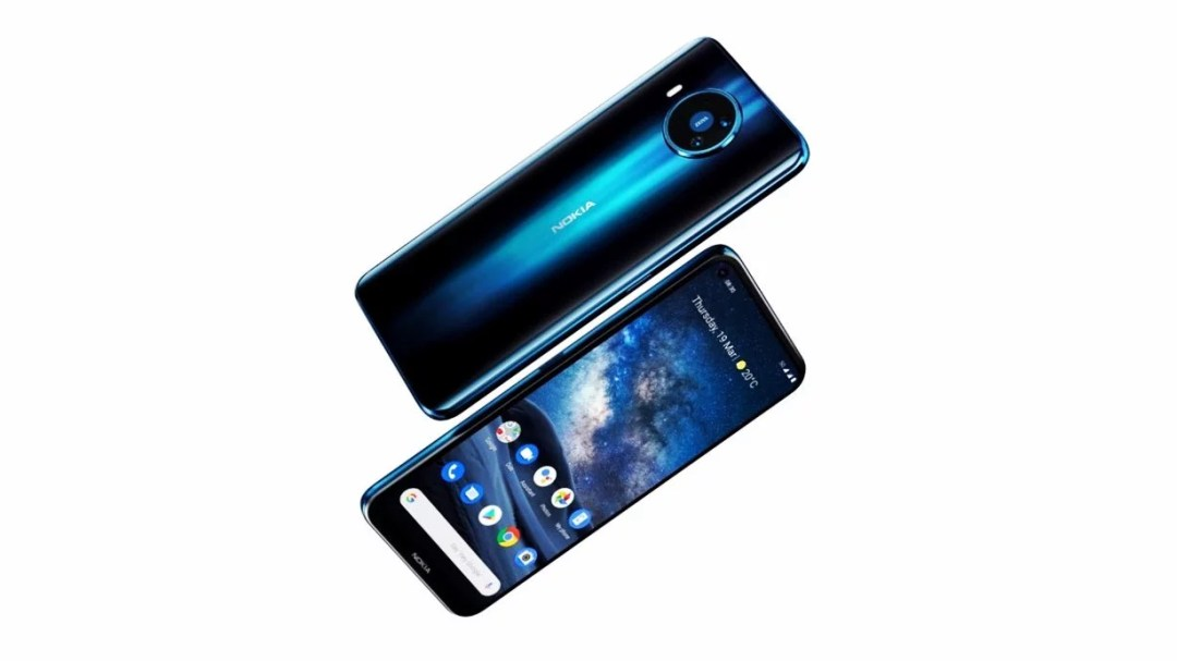 Nokia 8.3 comes with a display size of 6.8-inch with Full HD+ resolution and PureDisplay branding. Nokia 8.3 packs a 24 MP selfie camera and a 64MP rear.....